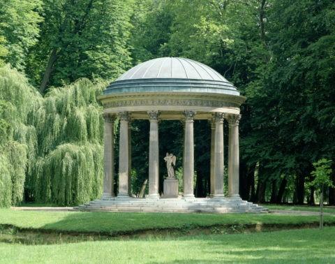 愛の神殿 フランス