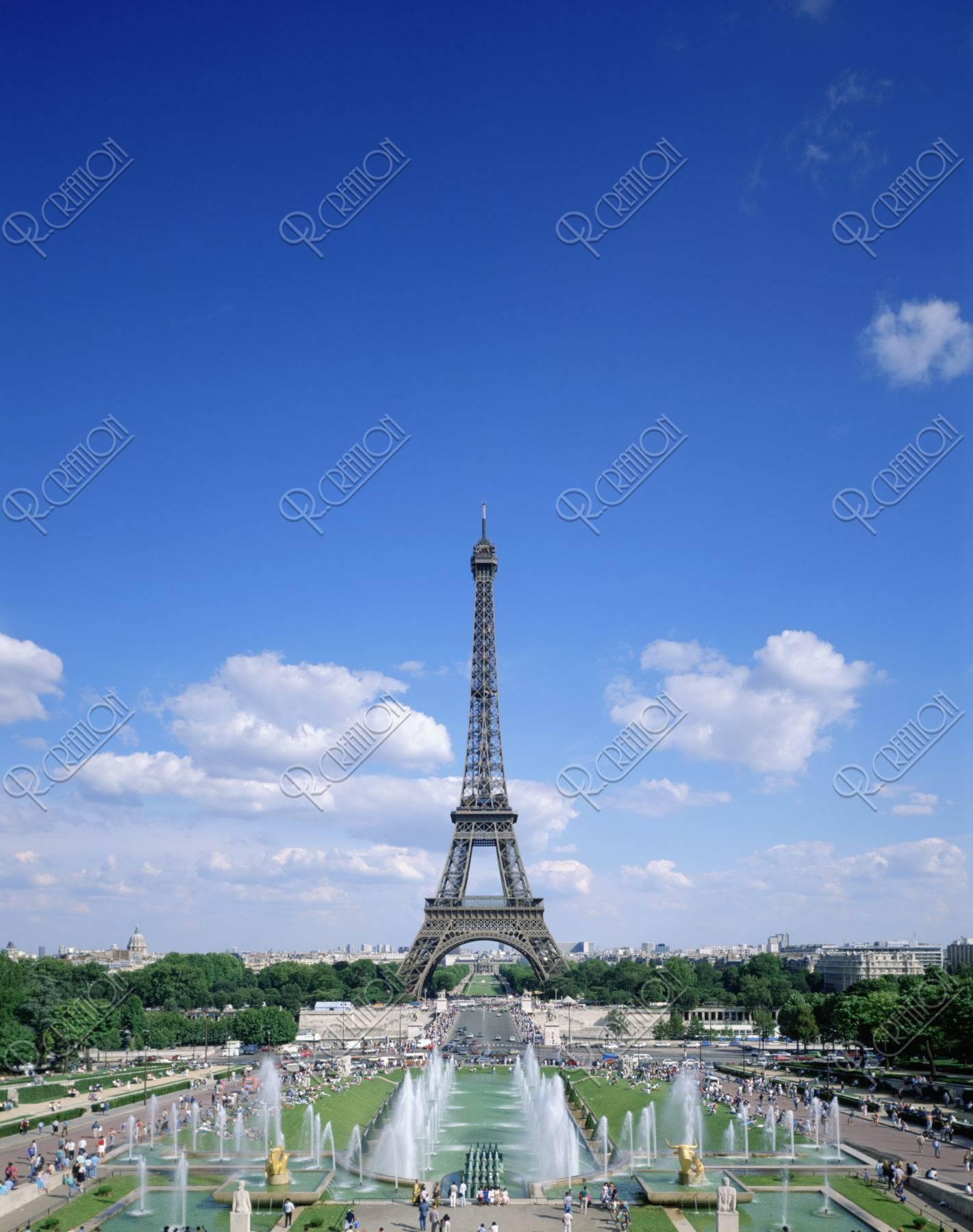 エッフェル塔 フランス