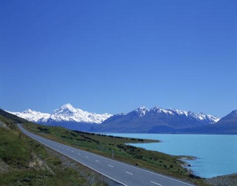 Mt.Cook ニュージーランド