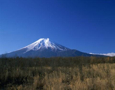 富士山 新雪