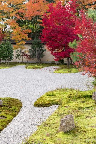 蘆山寺 庭園