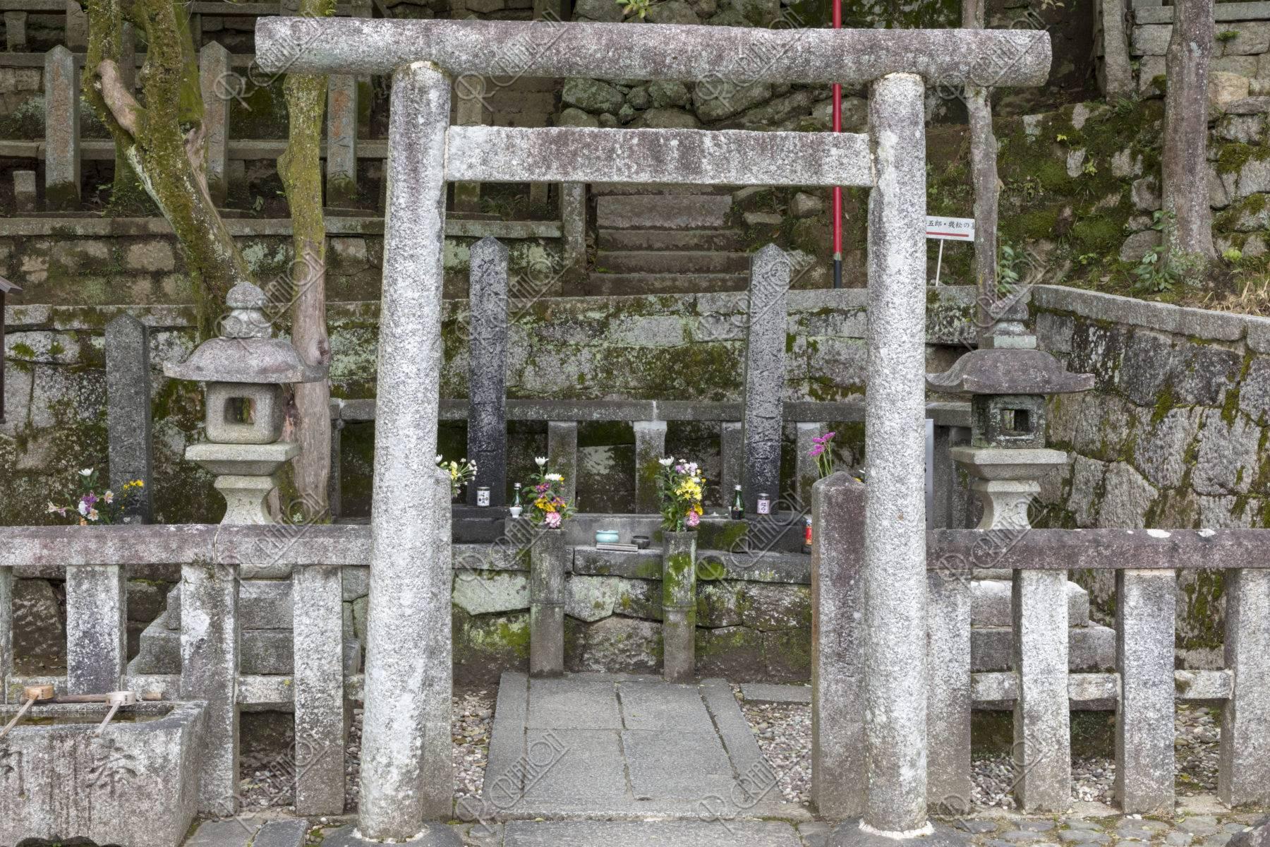 坂本龍馬 中岡慎太郎の墓