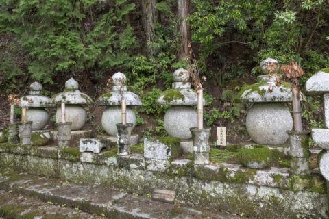 小堀家の墓所