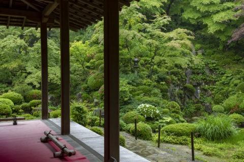 金剛輪寺 庭園