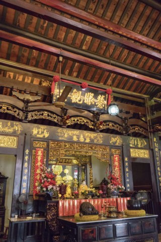 青雲亭寺院