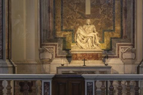 サンピエトロ大聖堂 ピエタ