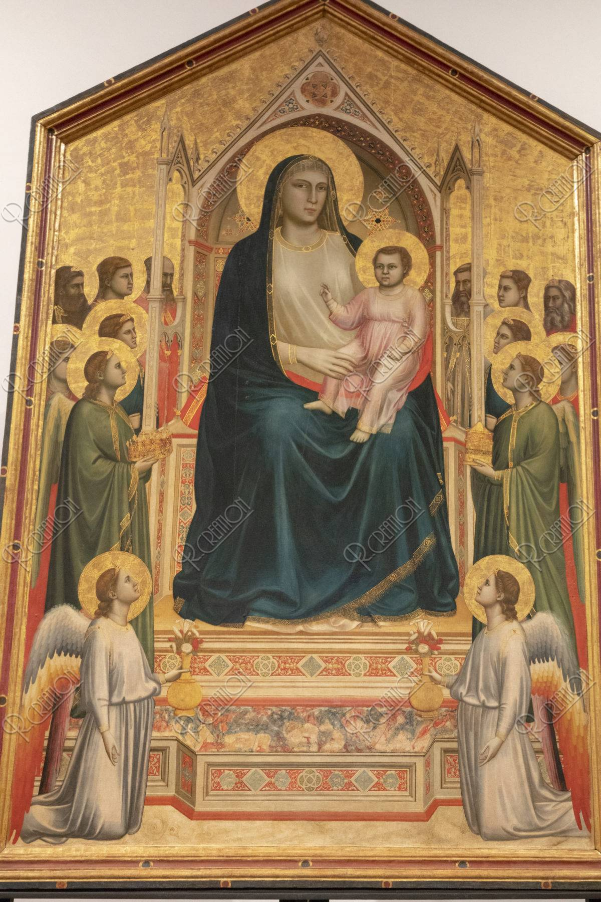 荘厳の聖母