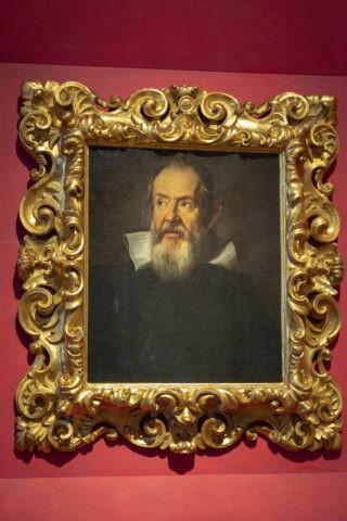 ガリレオ・ガリレイ肖像画