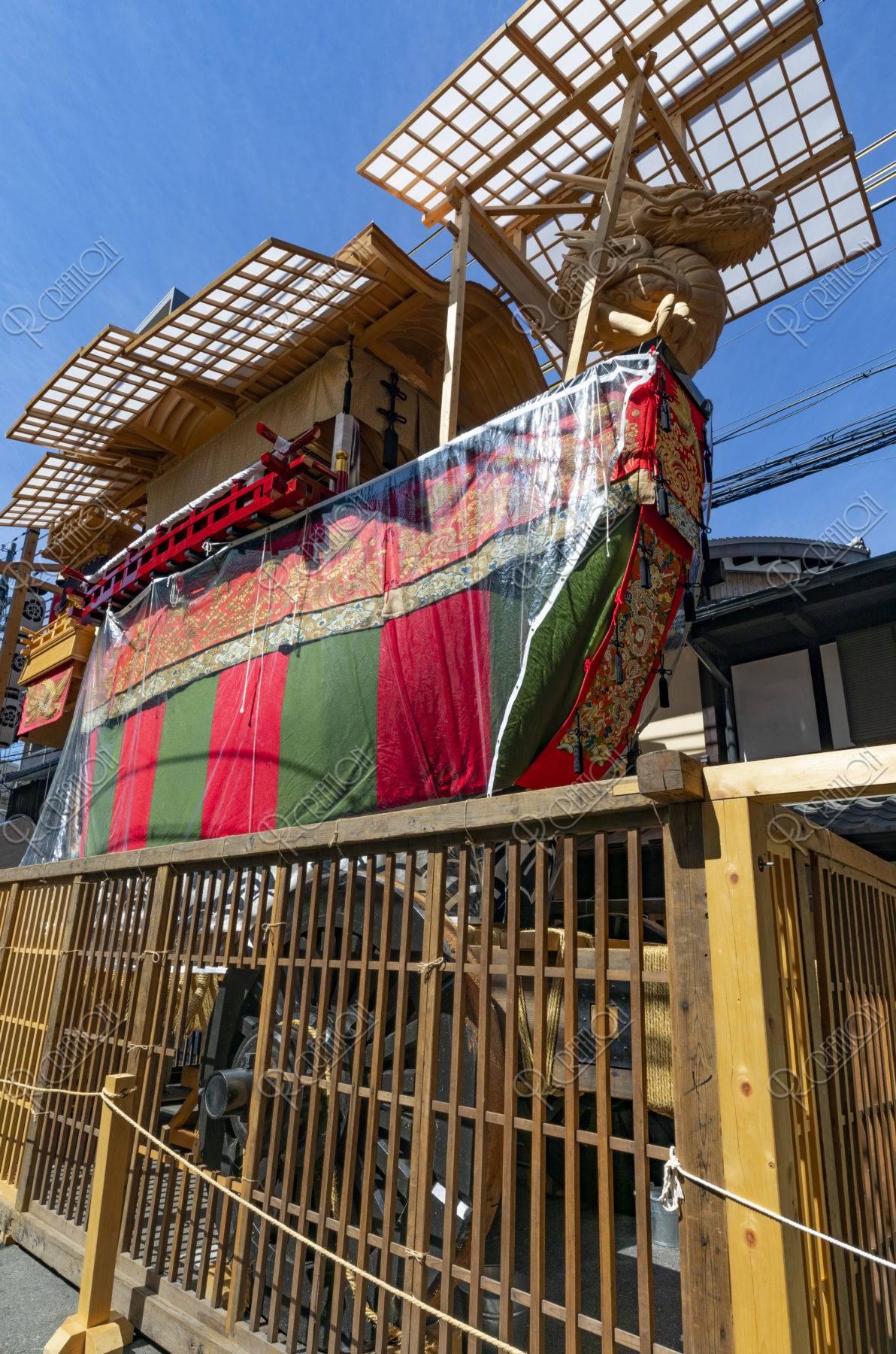 祇園祭 大船鉾