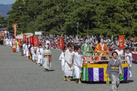 時代祭 和宮