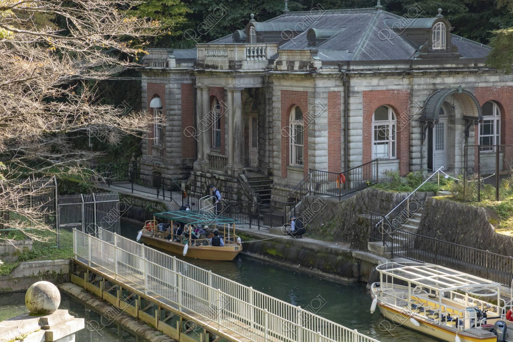 琵琶湖疏水船