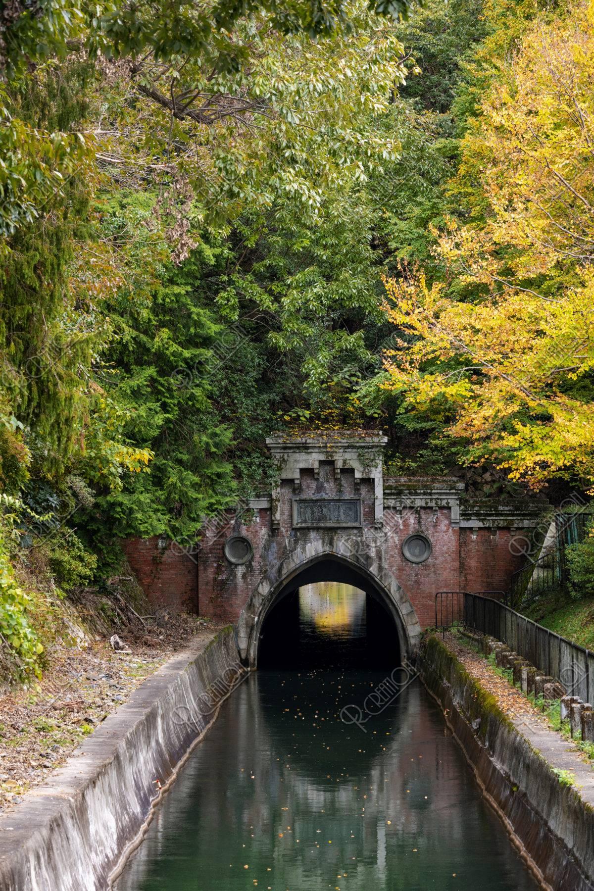 びわこ疏水 第2トンネル