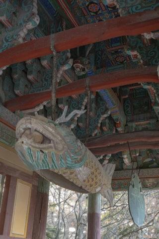 仏国寺 木魚