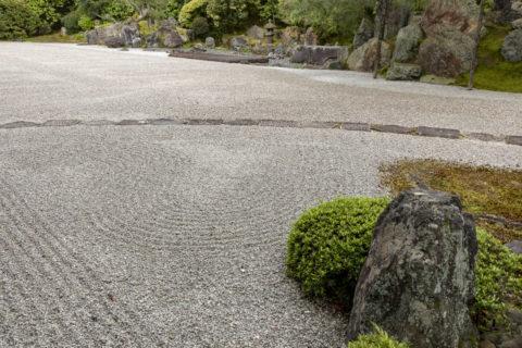 金地院 石庭
