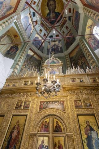 聖ワシリー大聖堂 内部