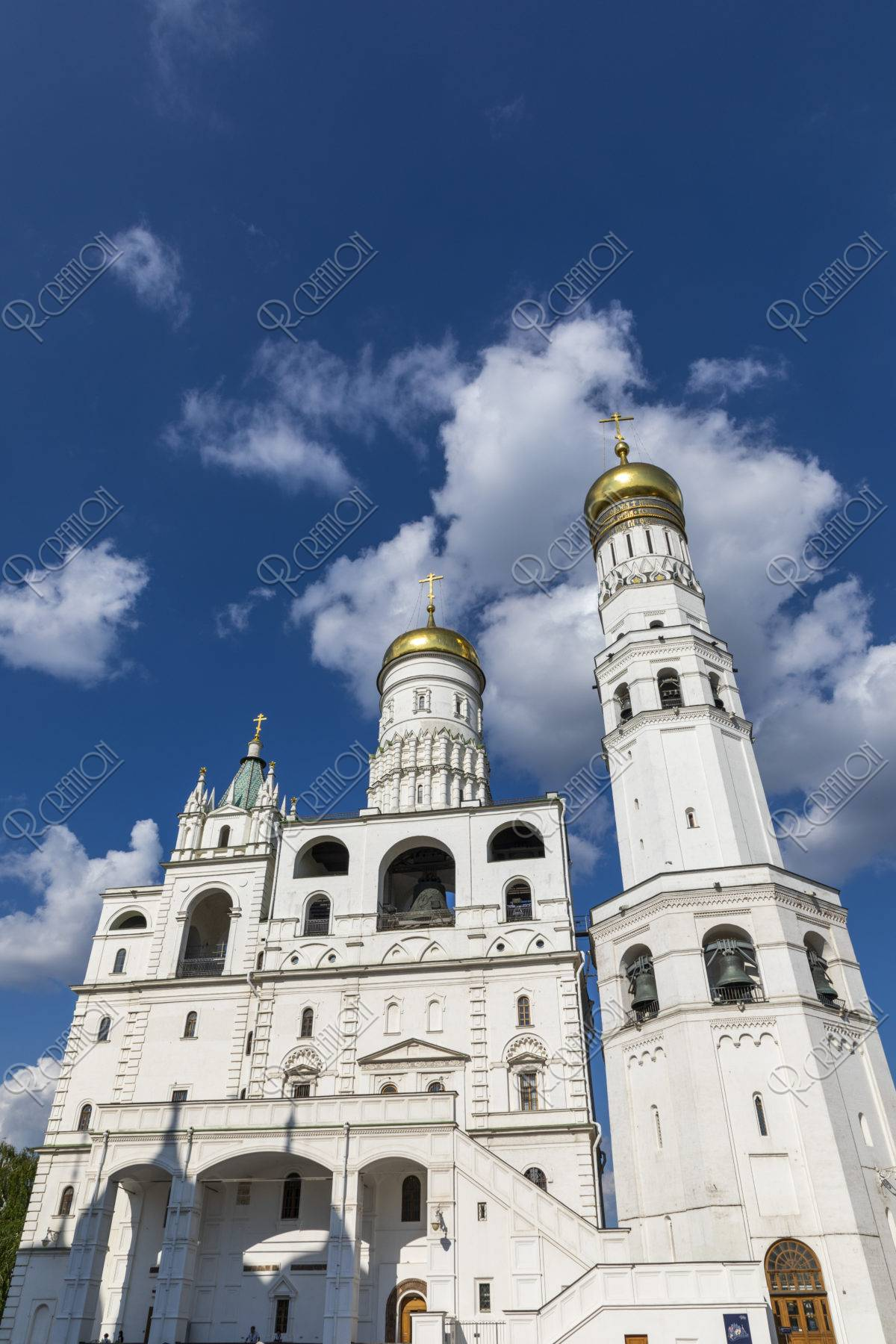 イヴァン大帝の鐘楼