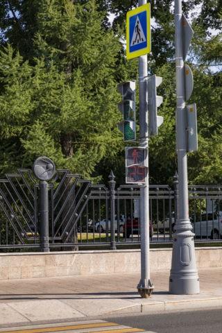 横断歩道信号機