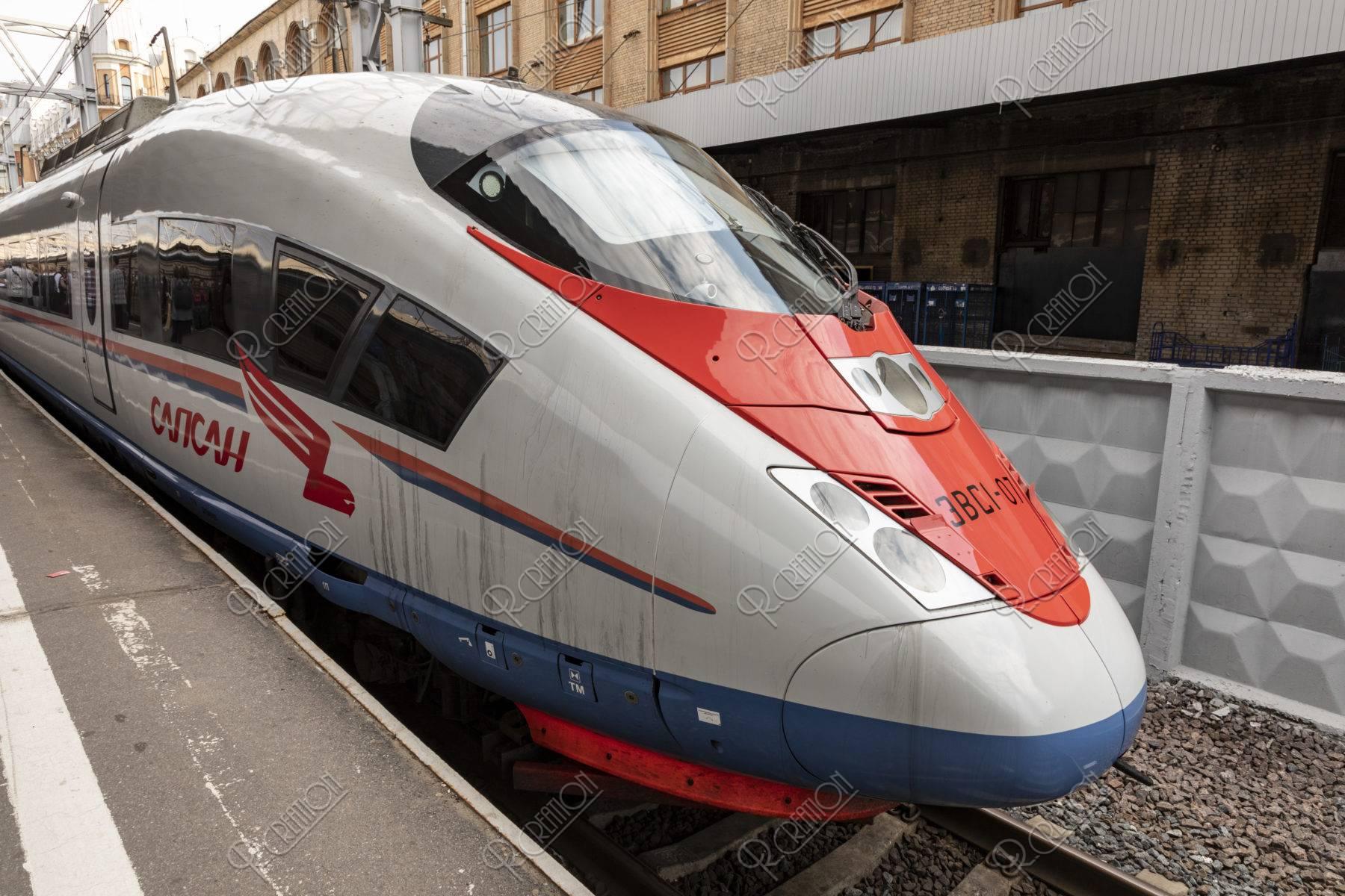 高速列車 サプサン