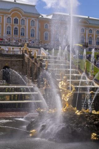 ピョートル大帝夏の宮殿
