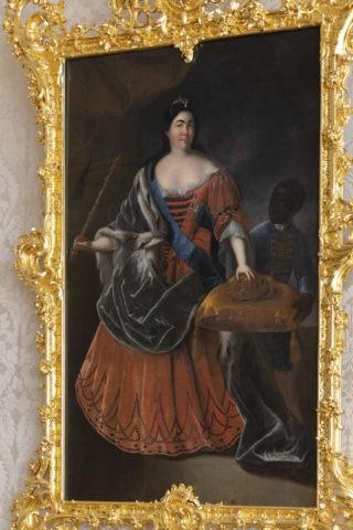 エカテリーナ1世 肖像画