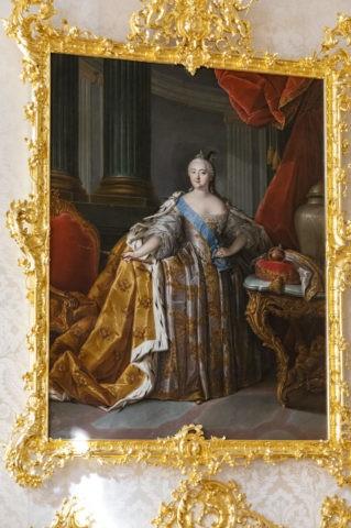 エリザベータ 肖像画