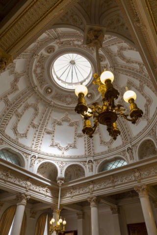 ファベルジェ博物館 ドーム