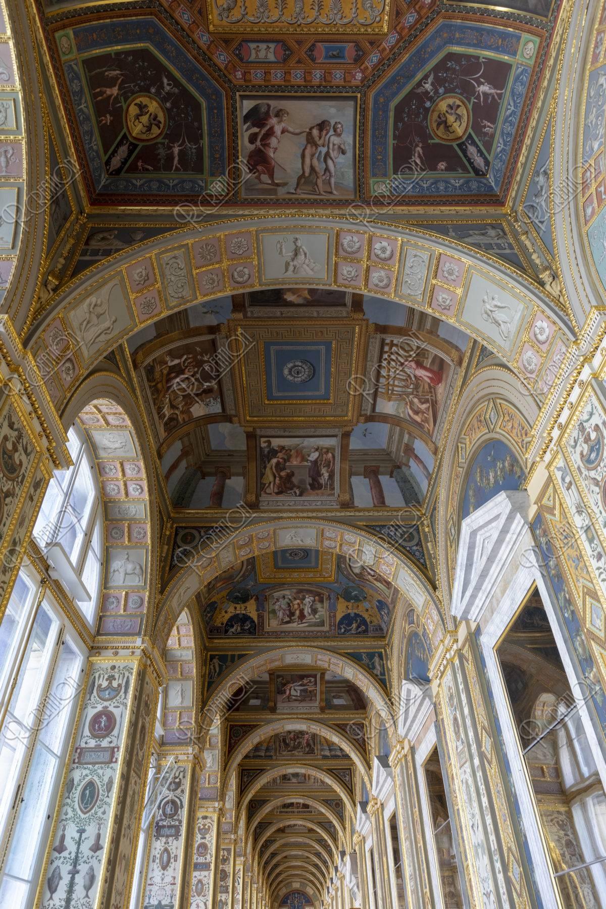 エルミタージュ美術館 ラファエロの回廊