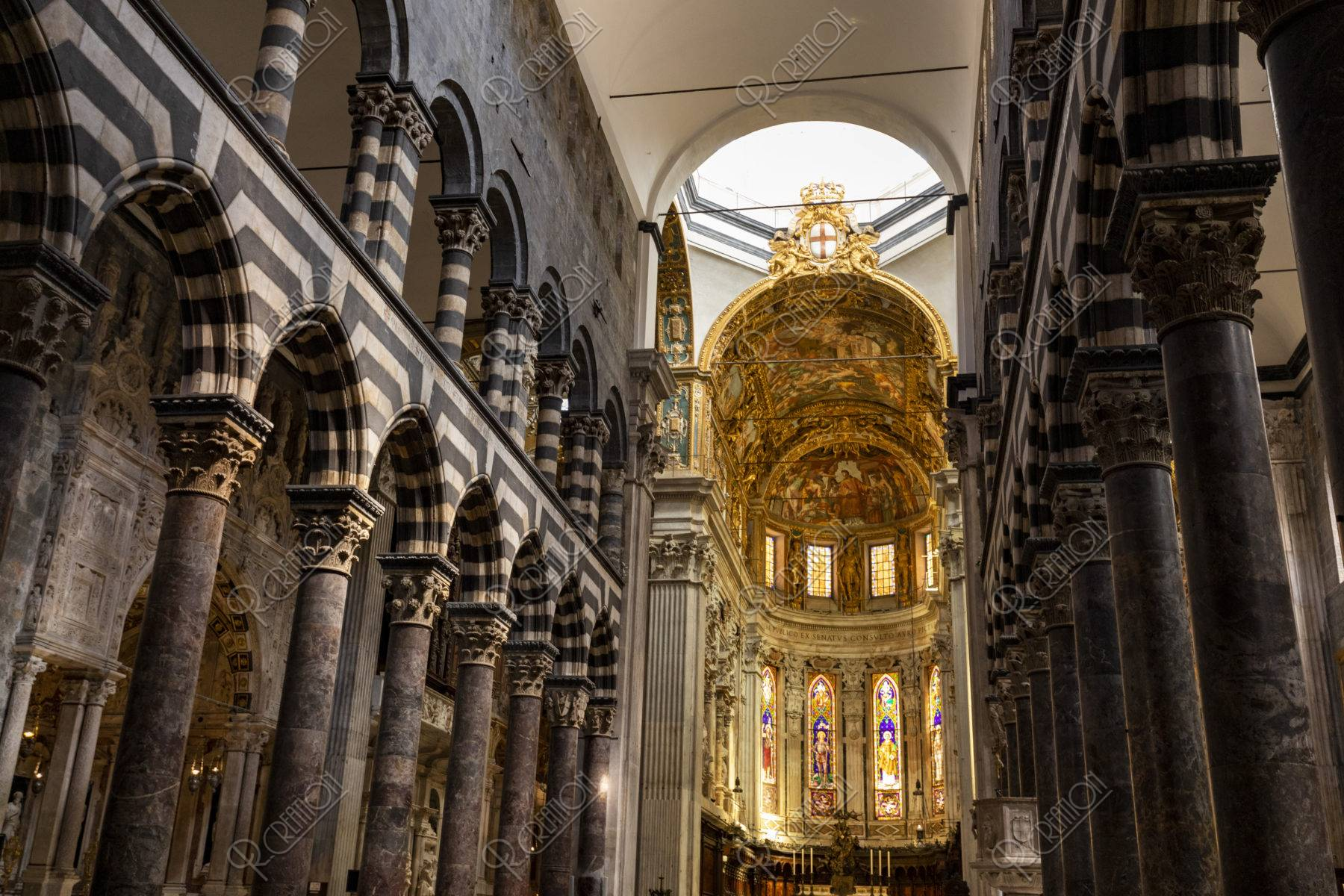 聖ロレンツォ大聖堂 内部
