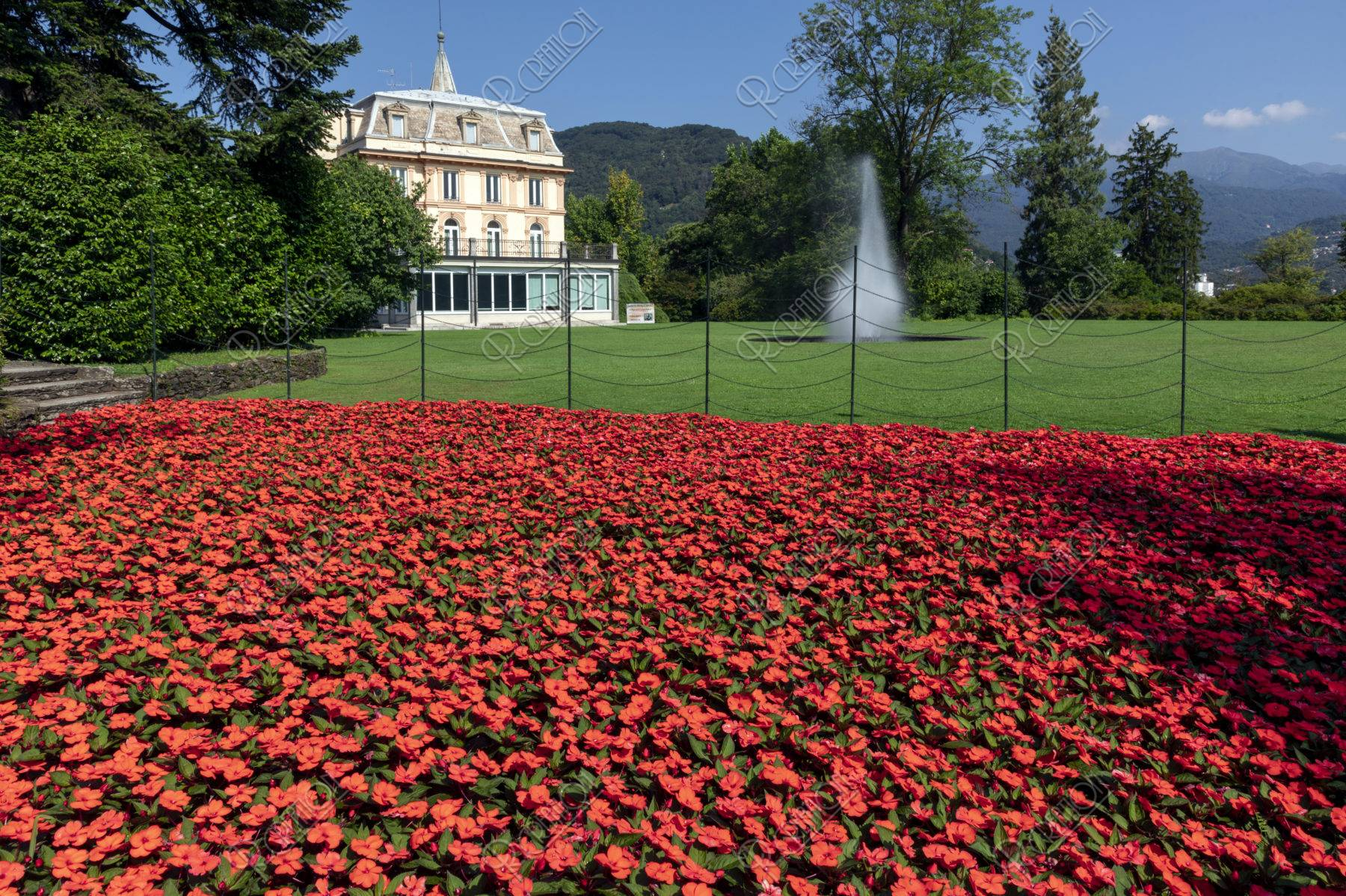 ターラント邸庭園