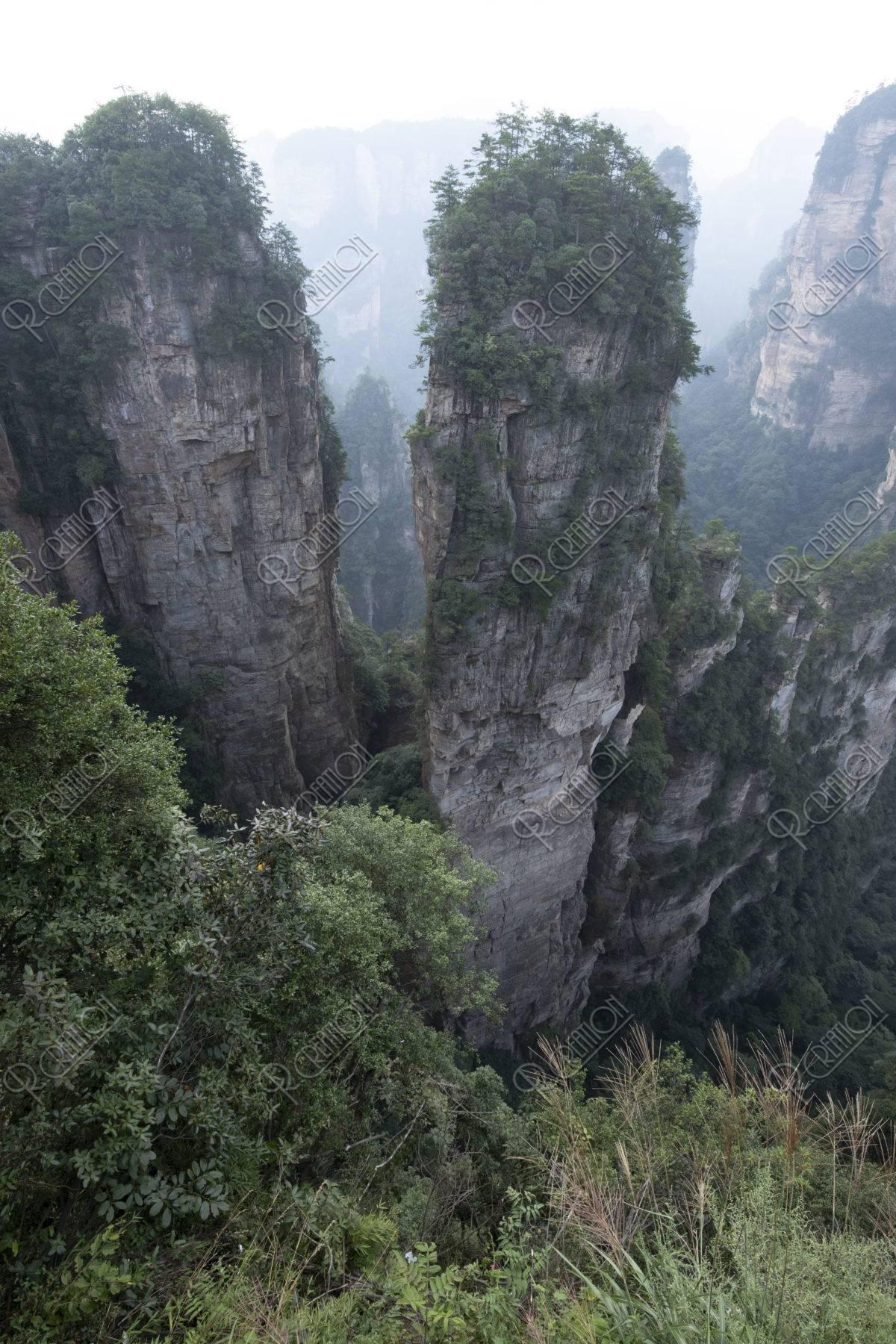 武陵源 袁家界景区