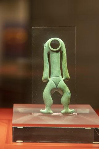 金沙遺址博物館 銅人形器