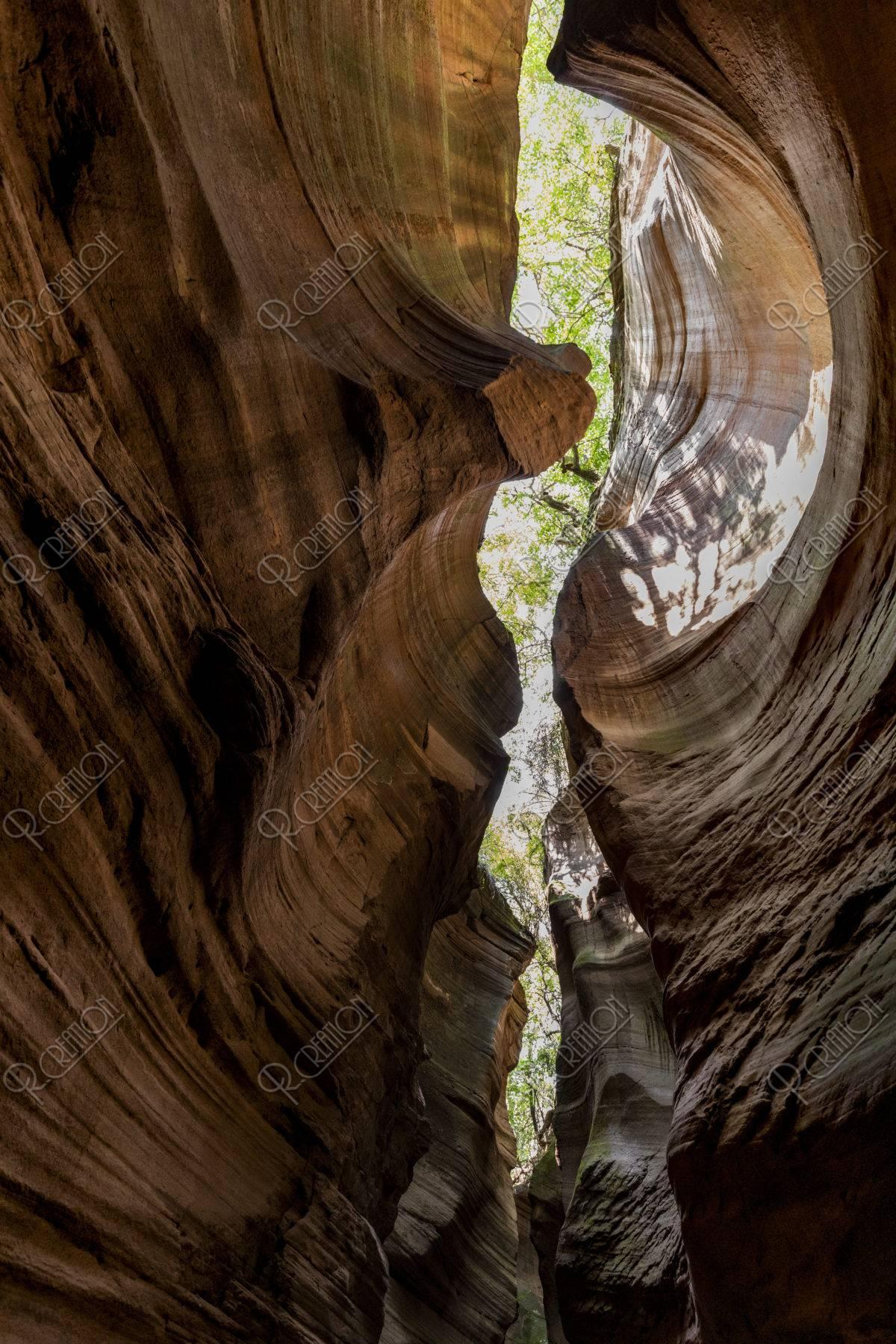 雨岔大峡谷