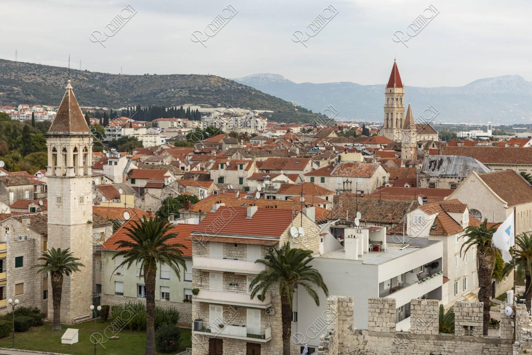 トロギル 旧市街地
