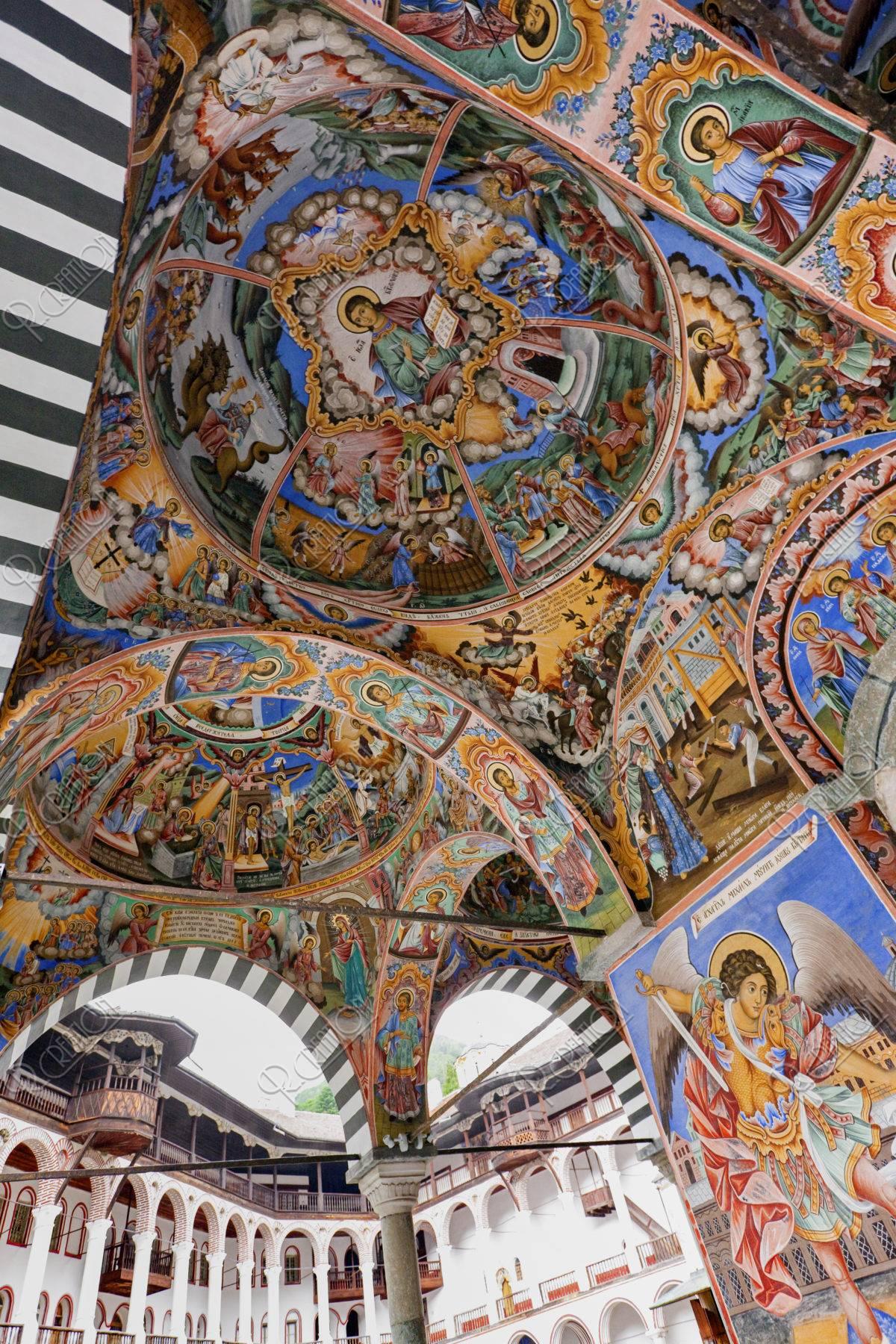 リラの僧院 聖母誕生教会