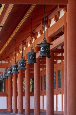 平安神宮 回廊
