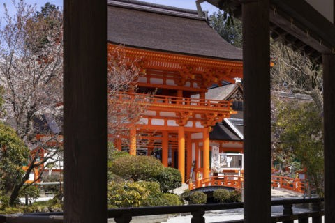 上賀茂神社 楼門
