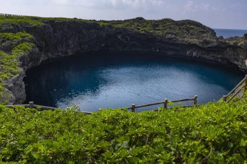 下地島 通り池