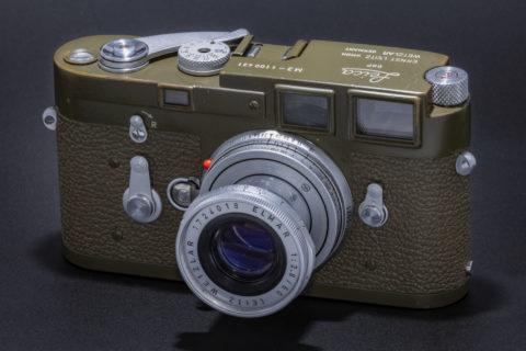 オリーブライカ M3