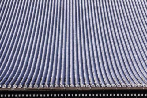 西本願寺阿弥陀堂の屋根瓦