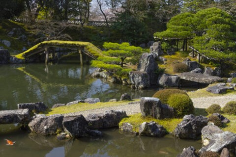 醍醐寺三宝院 庭園