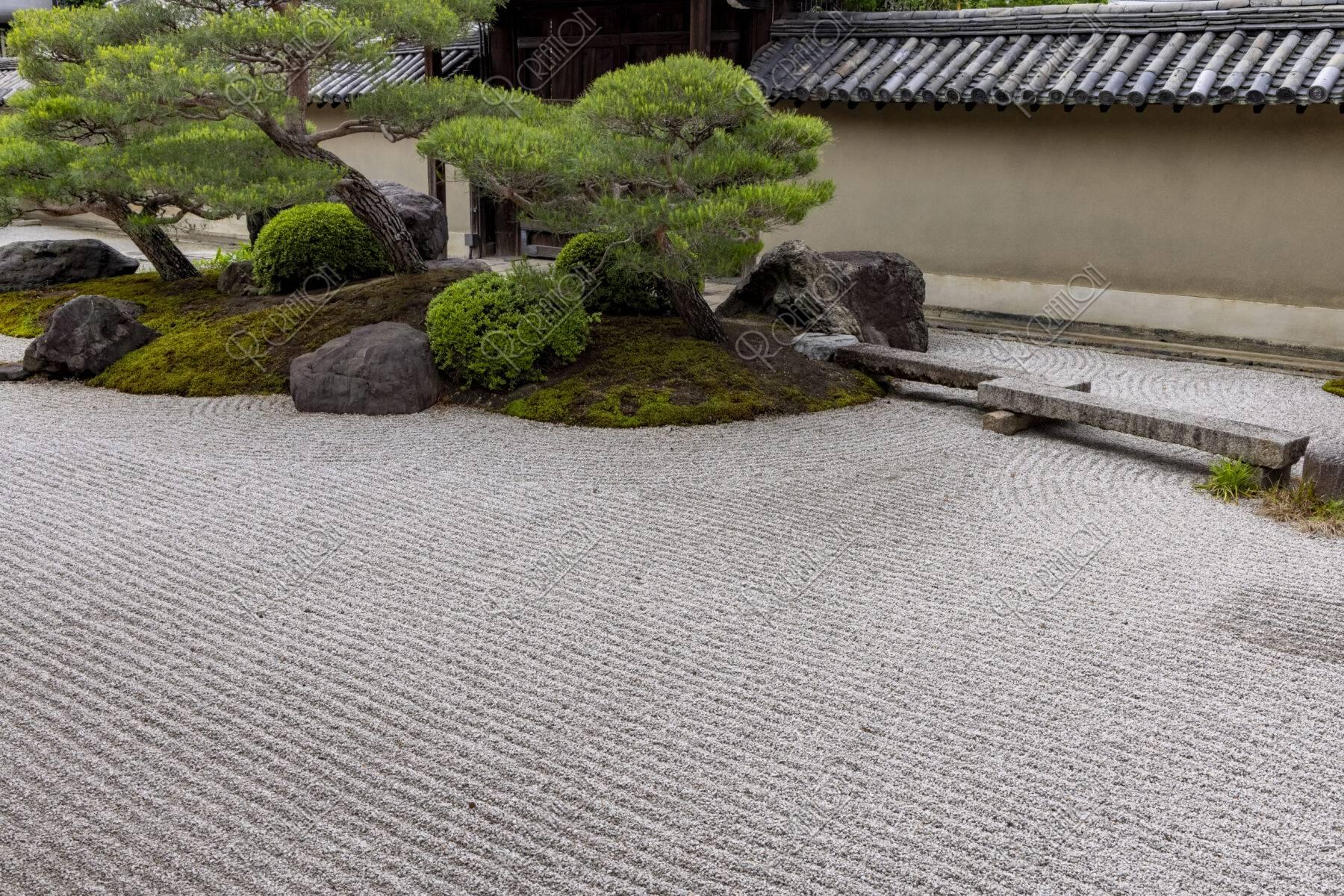 観智院 涅槃禄の庭