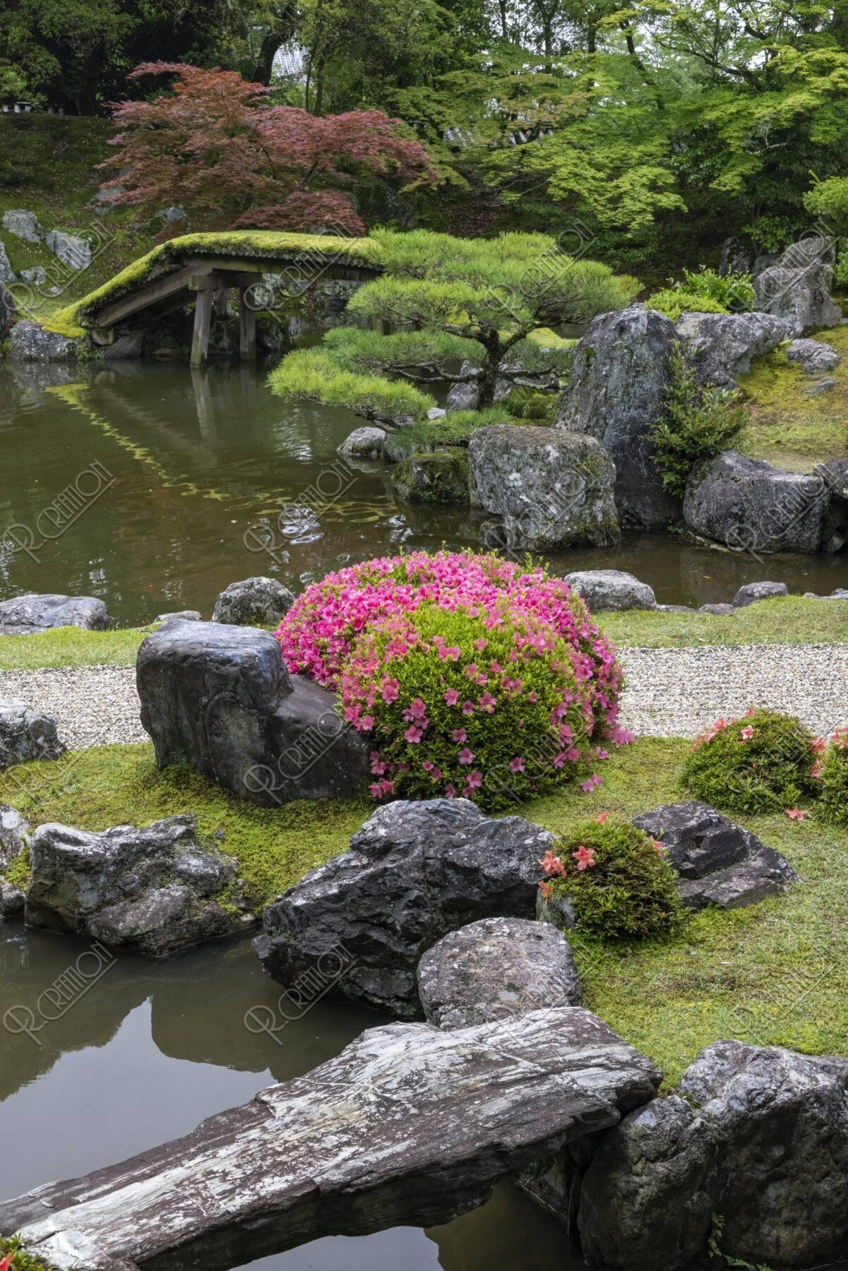 三宝院 庭園
