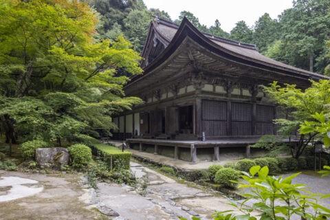 金剛輪寺 国宝本堂